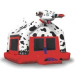 101 Dalmatians Bounce House