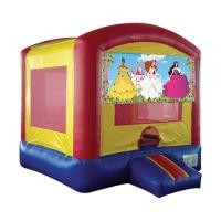 Princesses Bounce House