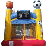 Sports 2 Bounce House